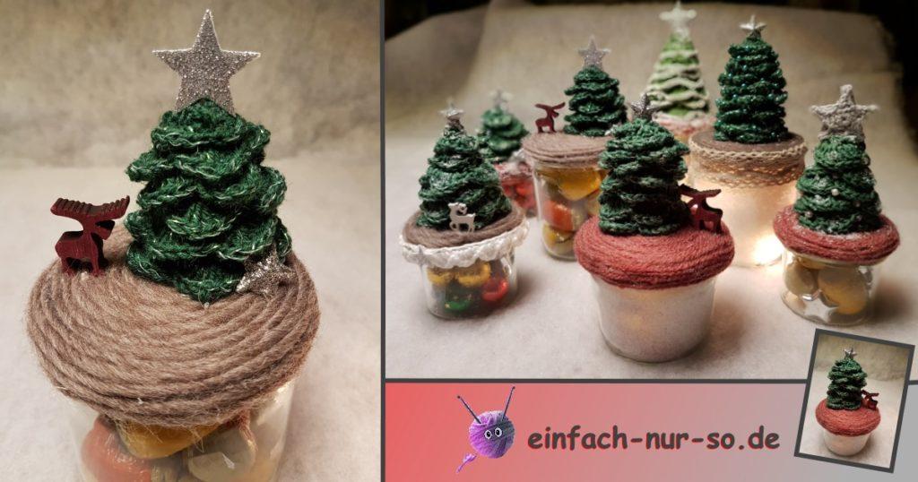 Weihnachtsbaum Gläser FBLink